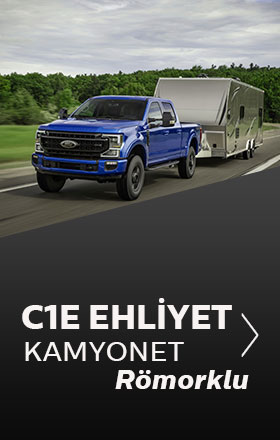 C1E Kamyonet