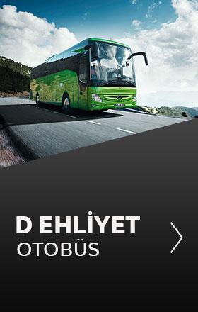 D Otobüs